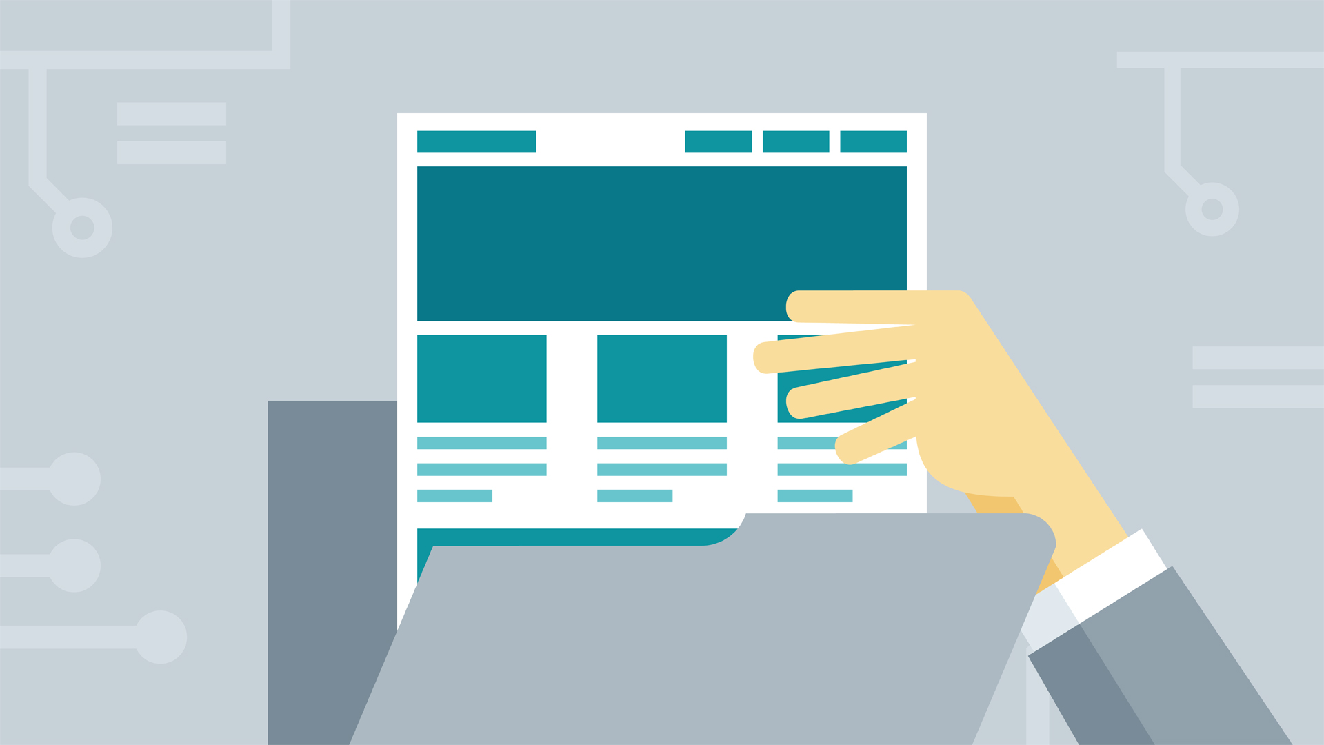 طراحی سایت شرکت بیمه