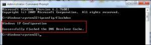 DNS caching