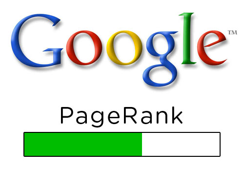 الگوریتم Google PageRank