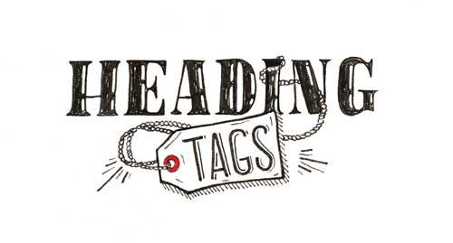 Heading-tags