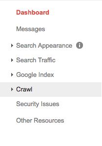 Webmasters-account-crawl
