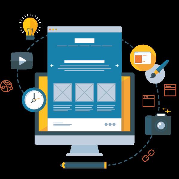 طراحی سایت حرفه ای باشیوه صحیح
