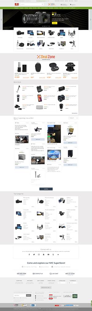 طراحی سایت در انگلیس