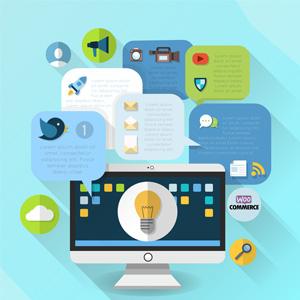 چند ویژگی مهم در طراحی یک سایت حرفه ای