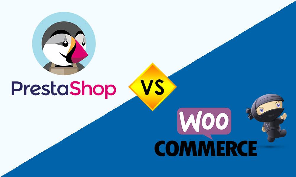 تفاوت بین فروشگاه ساز ووکامرس و پرستاشاپ