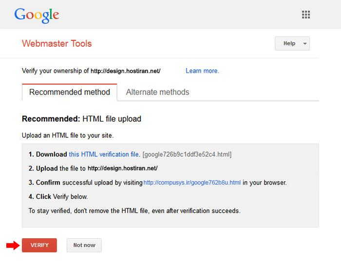 گوگل سرچ کنسول و راهنمای استفاده از آن