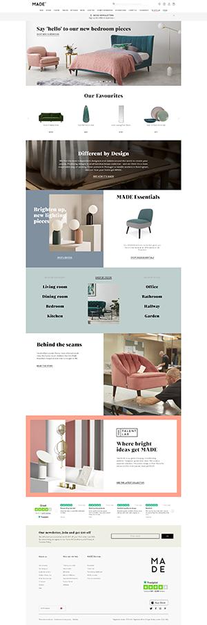 طراحی سایت در آمریکا