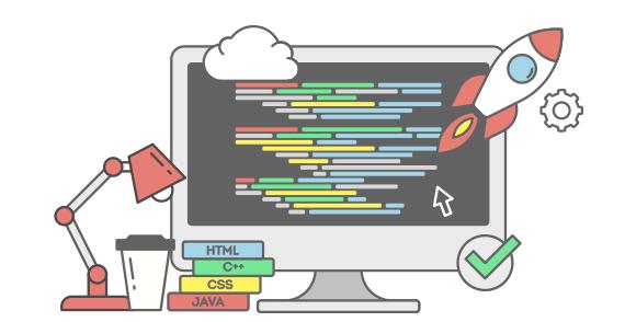 طراحی قالب سایت شرکتی