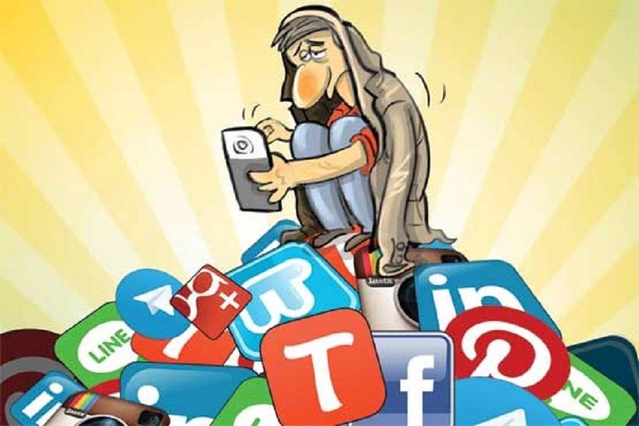 تاثیر شبکه اجتماعی در دنیای امروز